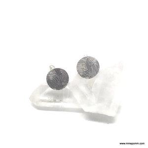 Manchetknopen | 4 vingerafdrukken